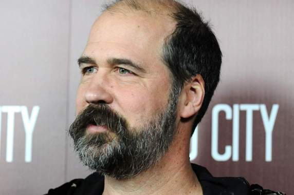 "HOLLYWOOD, CA - JANUARY 31:  Krist Novoselic attends the premiere of ""Sound City"" at ArcLight Cinemas Cinerama Dome on January 31, 2013 in Hollywood, California.  (Photo by Jason LaVeris/FilmMagic)"