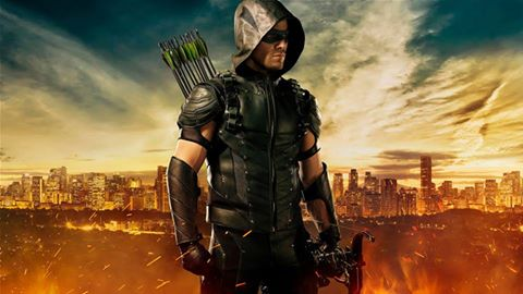 Arrow new suit